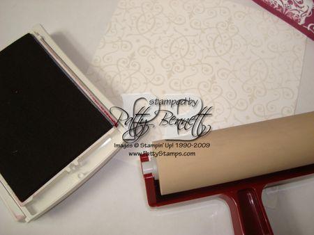 Bride brayer card supplies