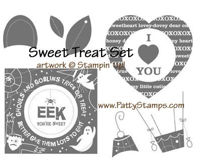 Sweet treat set
