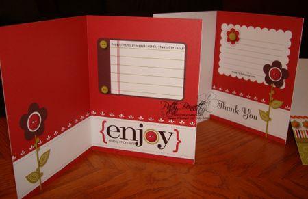 Cards inside 1