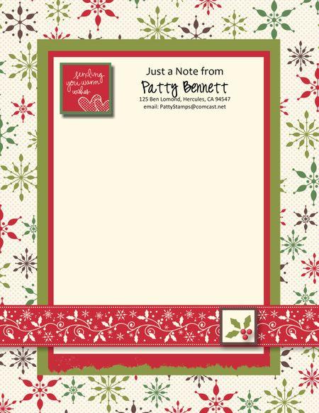 Christmas stationery-001