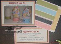 Egg kit strips