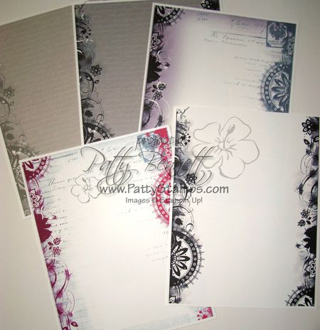 Mds cards sheets