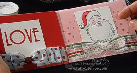 1 fabric sara cards