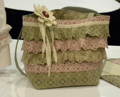1 fabric purse