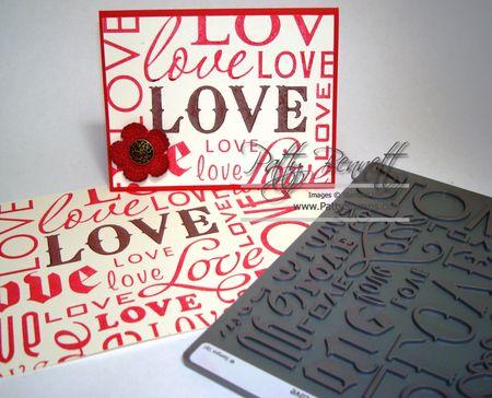 Letterpress love 1