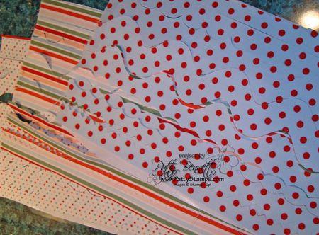 Tasteful trim fabric