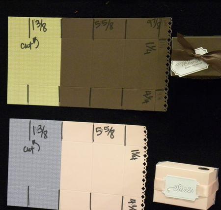 Box measurements