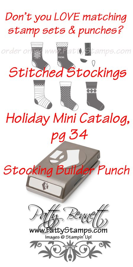 Stocking builder