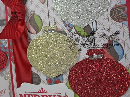 Glimmer ornaments