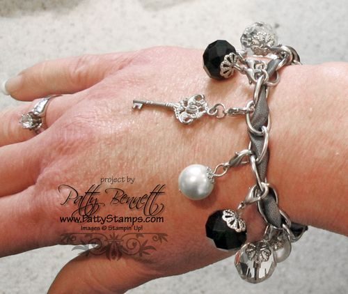 Simply adorned bracelet 2