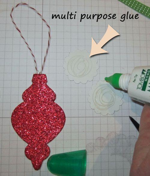 Ornament multi purpose glue