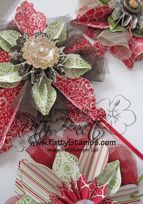 Holiday catalog ornaments
