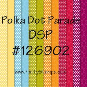 126902 polka dot parade