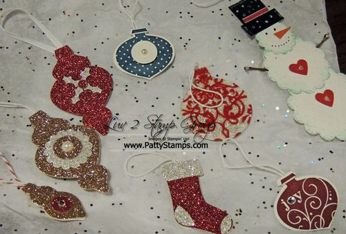 Ornaments carol
