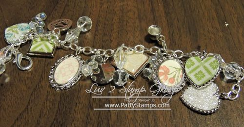 Patty bracelet from sharon