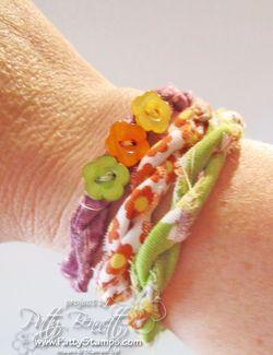 Laura bracelets floral district flowers