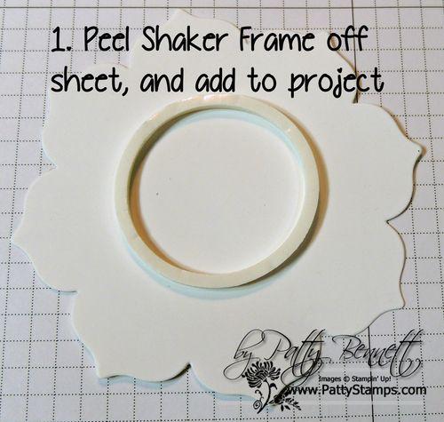Shaker frame 1