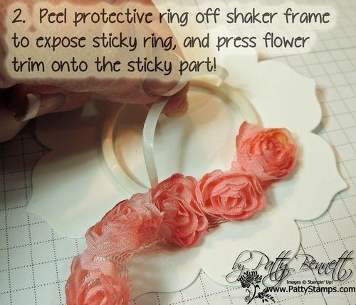 Shaker frame 2
