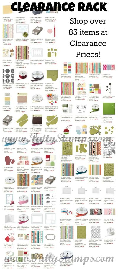 Clearance-rack-stampin-up-patty