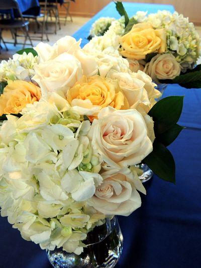 Ron jean wedding flowers