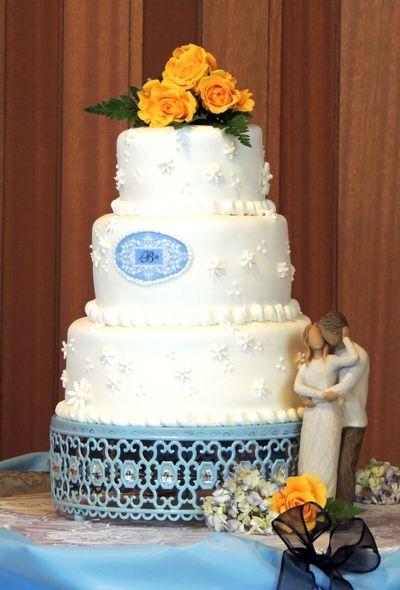 Ron jean wedding cake 2