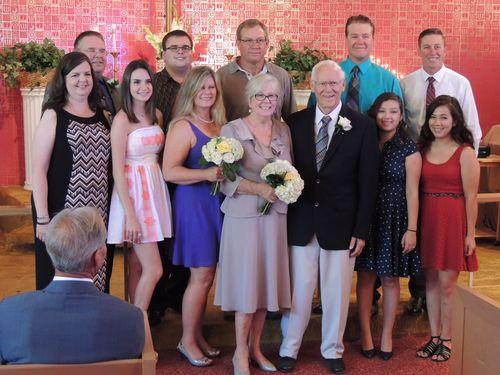 Ron jean wedding 4