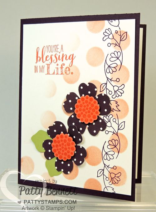 Pansy-punch-dots-mask-bordering-blooms-stampin-up-card