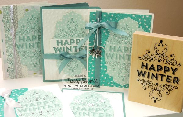 Wintertime-happy-winter-card-collection-stampin-up