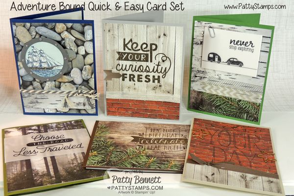 Adventure-bound-paper-stack-card-set-2-stampin-up