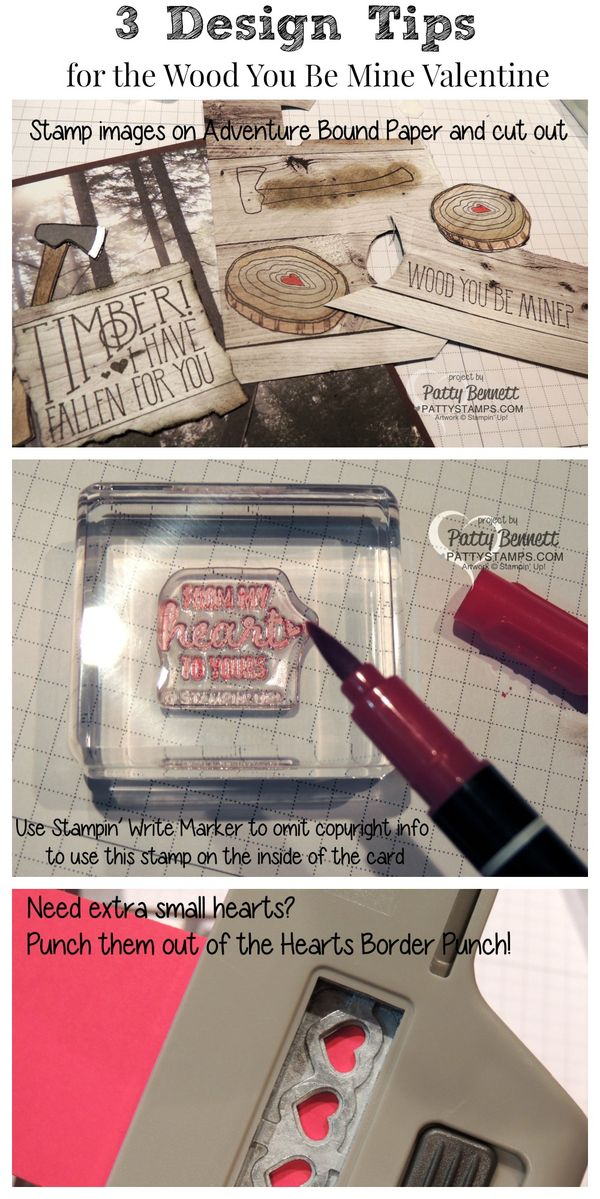 Wood-you-be-mine-design-tips-pattystamps