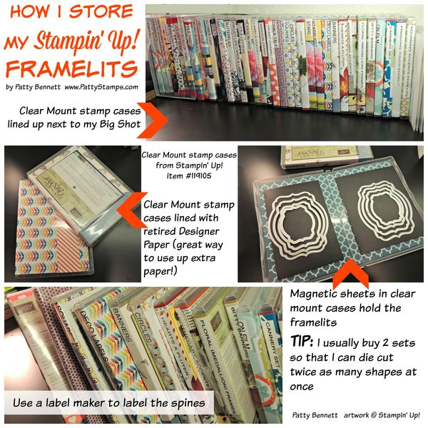How-to-store-stampin-up-framelits-pattystamps