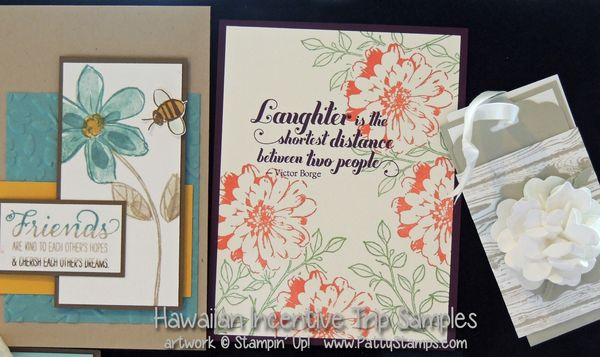 Hawaii-stampin-up-swaps-cards-pattystamps--chose-happiness-garden-in-bloom