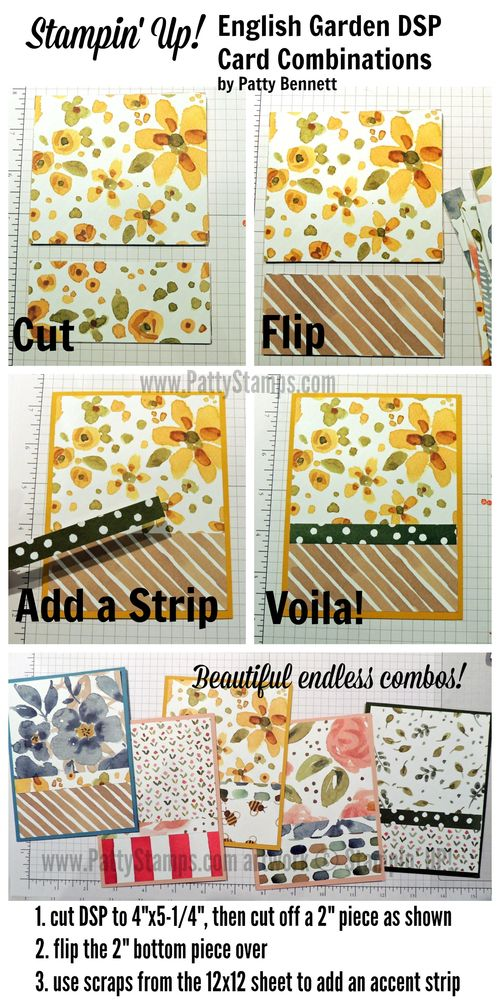 English-garden-dsp-paper-card-combos-how-to-cut-pattystamps