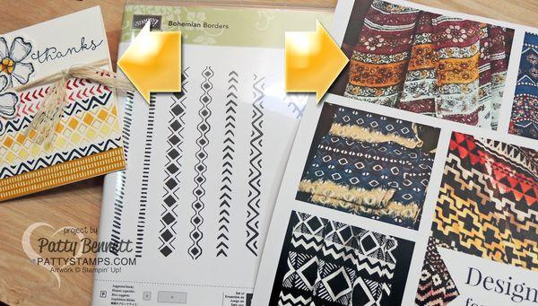 Bohemian-borders-design-inspiration-pattystamps-stampin-up-2