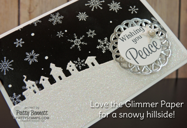 Sleigh-ride-edgelit-card-glimmer-paper-pattystamps-stampin-up
