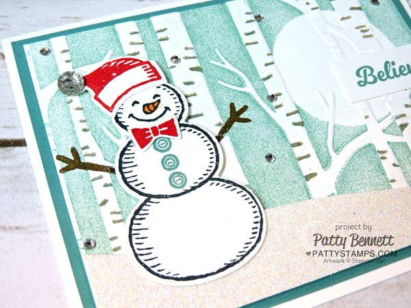 Snow-place-snow-friends-snowman-card-stampin-up-woodland-embossing