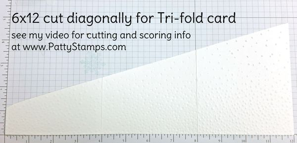 Tri-fold-card-12x12-cut-diagonally-stampin-up-pattystamps
