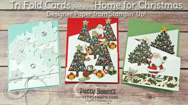 Trifold-home-for-christmas-tree-cards-stampin-up-pattystamps