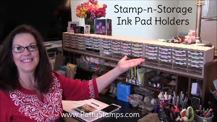 Stamp N Storage Ink Pad Holders For My Stampin Up Pads