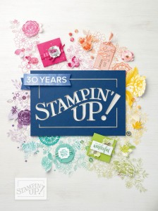 Stampin' UP! Annual Catalog 2018-2019. Shop online with Patty Bennett at www.MyStampOrder.com