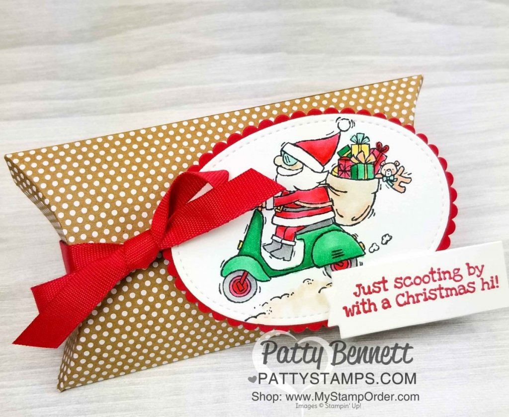 DIY Christmas Gift Giving Ideas - Patty Stamps