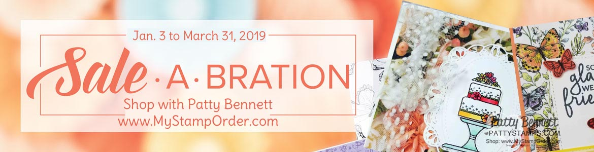 13 Free Gifts Available – Sale-a-Bration 2019