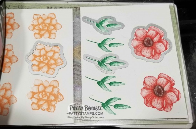 Patty Stamps Patty Bennett Independent Stampin Up Demonstrator