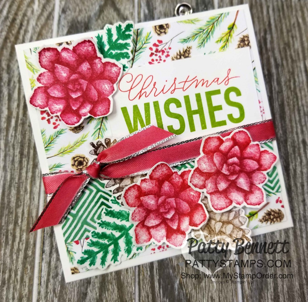 Sale-a-Bration 4 Seasons Painted Seasons Bundle cards