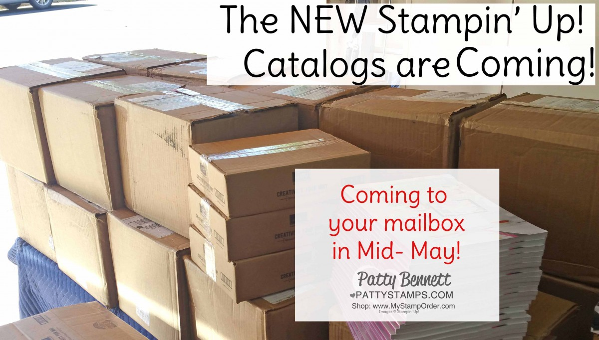 New 2020-2021 Stampin' Up! Catalog Info!