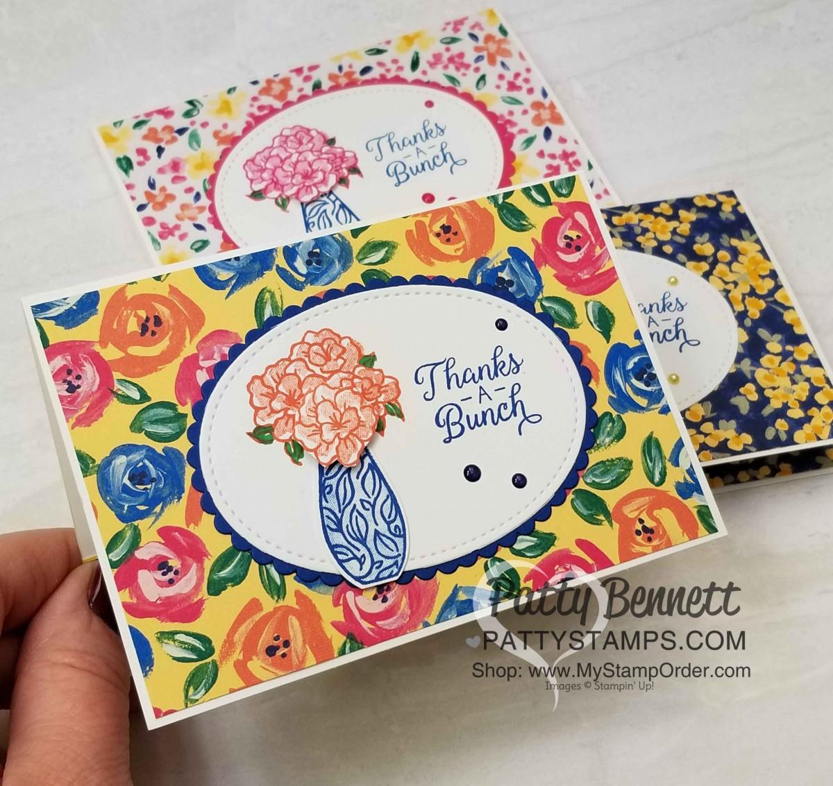 Garden Impressions paper stack retiring!