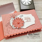 Terracotta Tile Scalloped Note Card with the Stampin