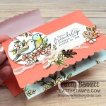 Scalloped Note Card featuring Stampin