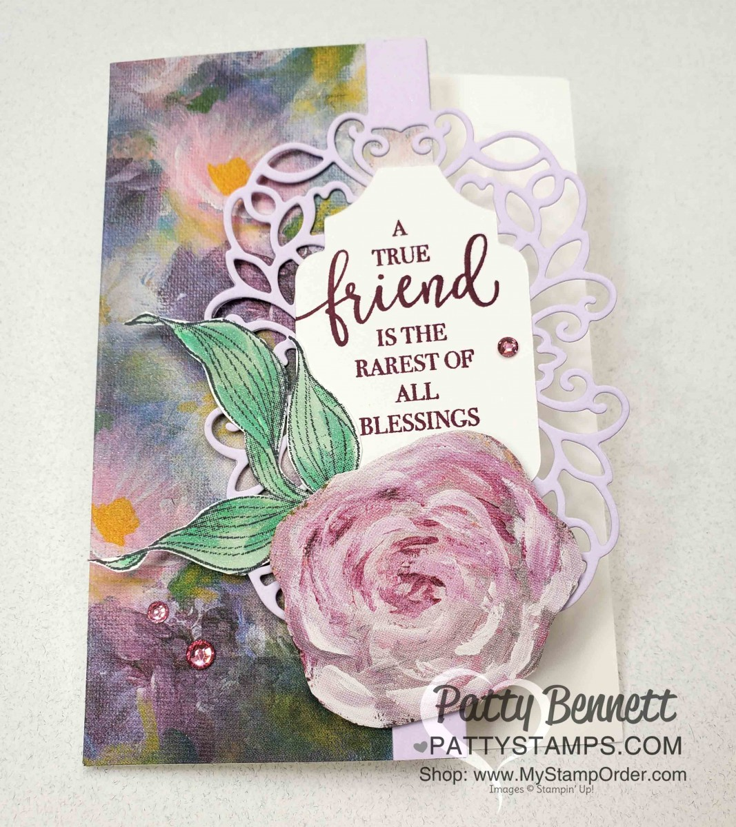 Perennial Essence Note Cards