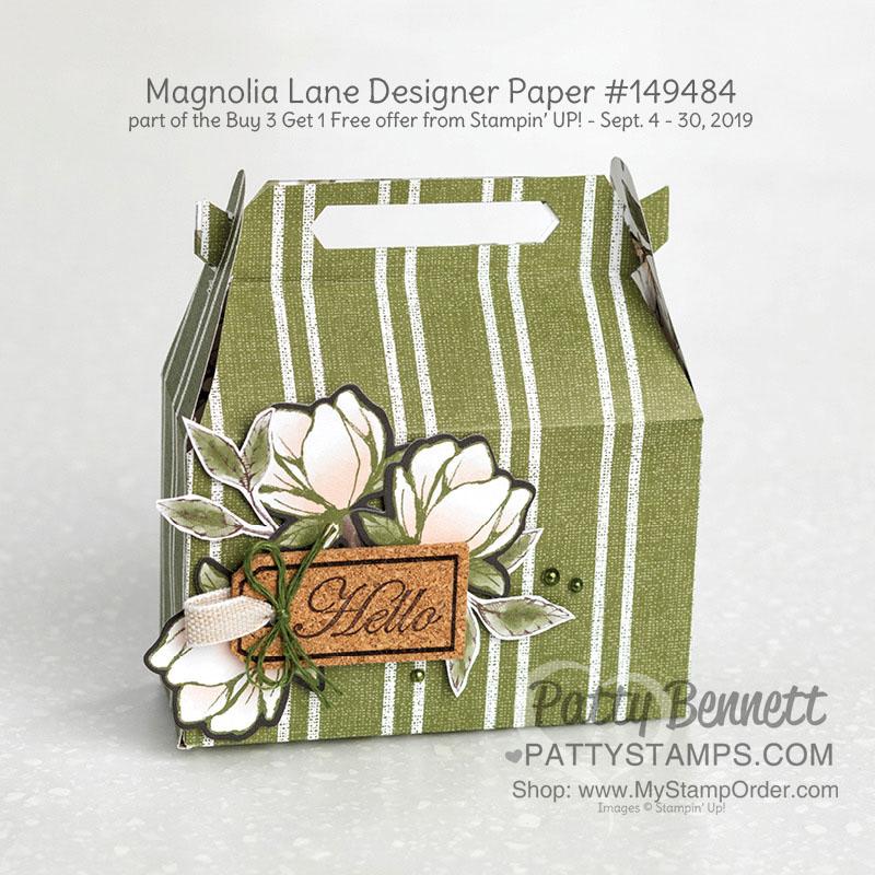 Reminder: Designer Series Paper Sale